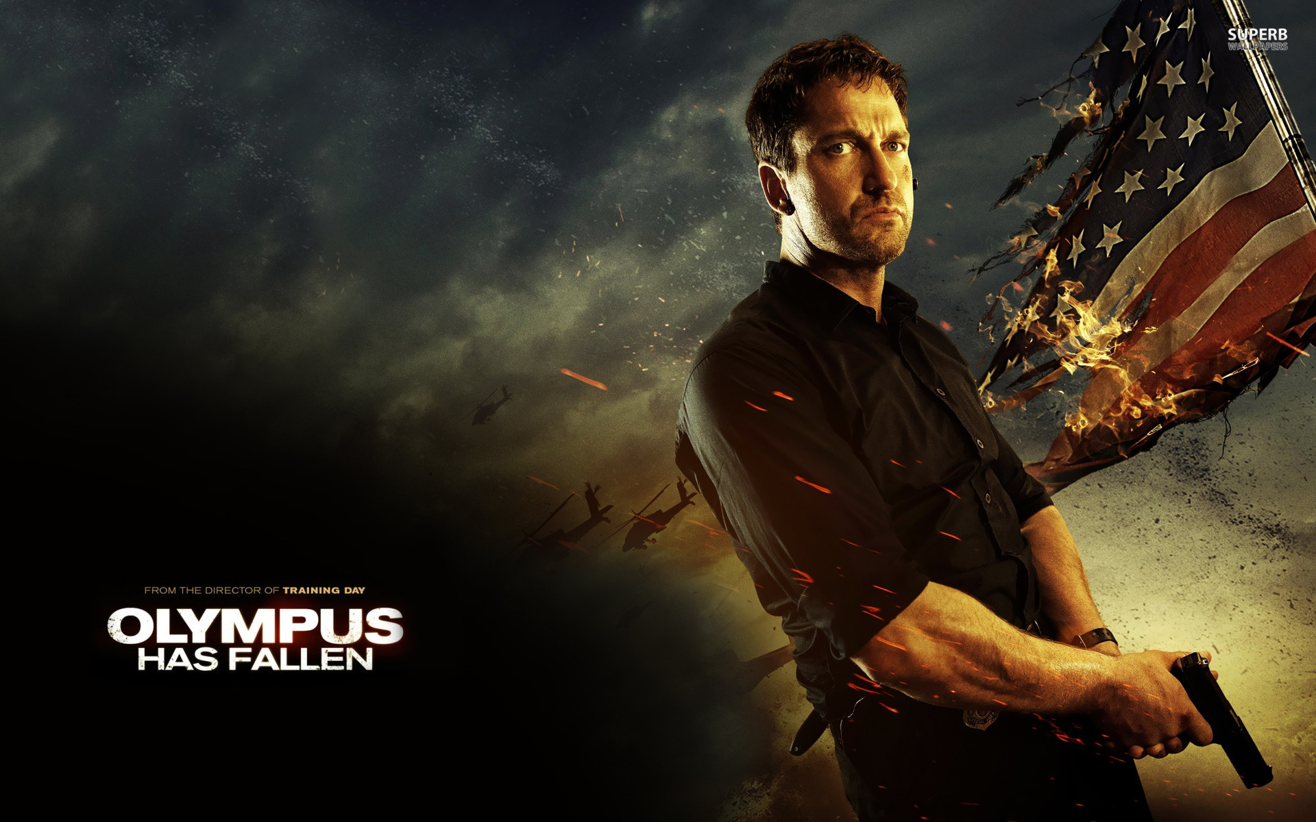 Olympus Has Fallen Review Spoilers Uk Release
