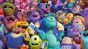 Monsters University 4