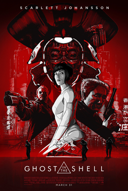Ghost In The Shell Black Ribbon Reviews